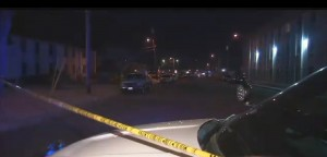 Deadly shooting apartment complex