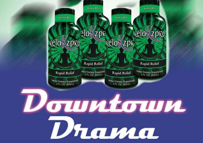 RelakzPro herbal seized drink