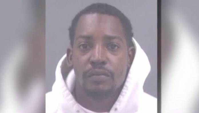 Derrick Dean mugshot wanted