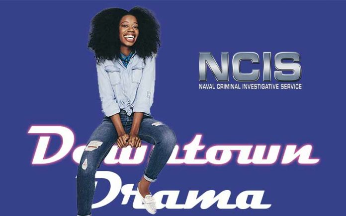 diona-Reasonover on ncis